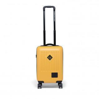 Koffer Herschel handel voeren op nugget goud/donkere schaduw