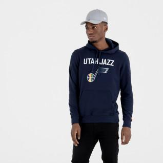 Nieuwe Era Hoody met Uath Jazz Team Logo