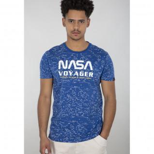Alpha Industries NASA Voyager AOP T-shirt