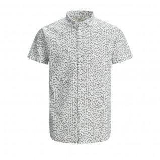 Jack & Jones Jprblasummer Blackpool overhemd met korte mouwen