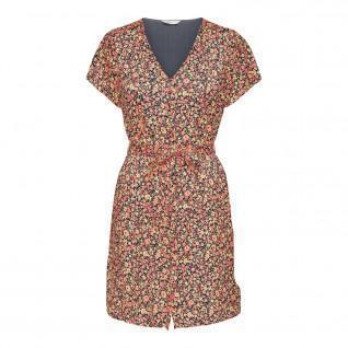Dames jurk Only onlmandi button