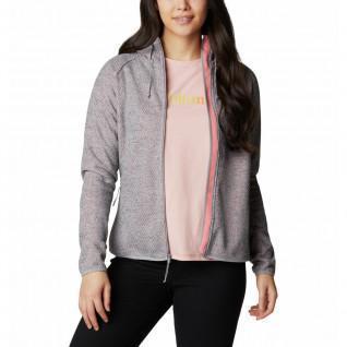 Vrouwen Columbia Pacific Point FZ Hooded Sweatshirt