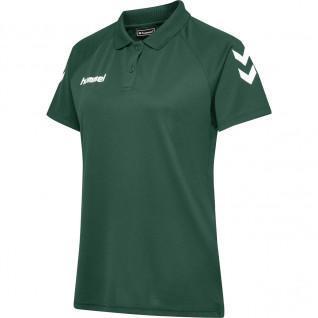 Dames Hummel Core Functional Polo Shirt