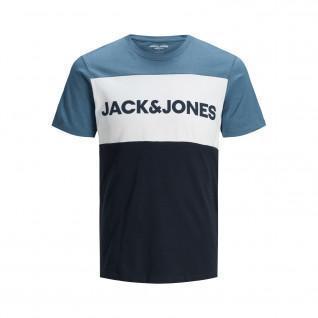Jack & Jones T-shirt Logo blokkering