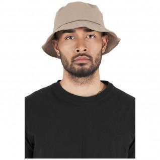 Flexfit katoenen keperstof hoed