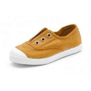 Baby canvas schoenen Cienta Tintado