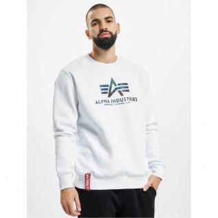 Sweatshirt Alpha Industries Regenboog basic