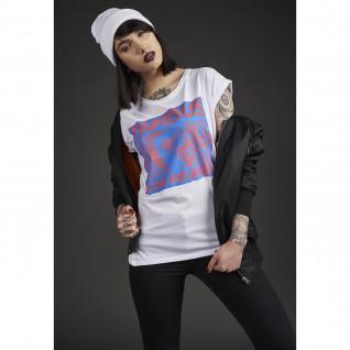 T-shirt vrouw Beroemd Luid en duidelijk