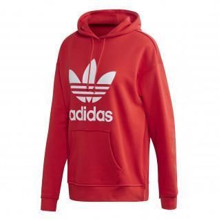 adidas originelen vrouwen hoodie Adicolor