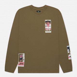 Edwin Tarot Deck II T-Shirt Lange Mouw