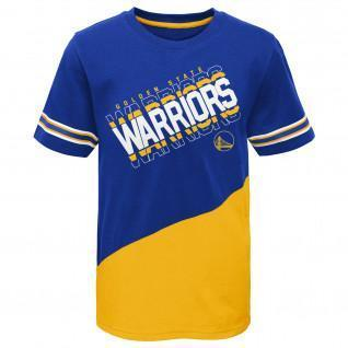 Outerstuff Golden State Warriors kinder T-shirt