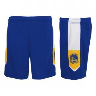 Outerstuff NBA Golden State Warriors kinderhuisshorts