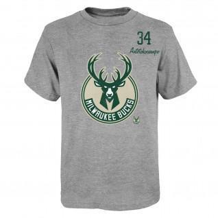 Outerstuff Player NBA Milwaukee Bucks jersey voor kinderen