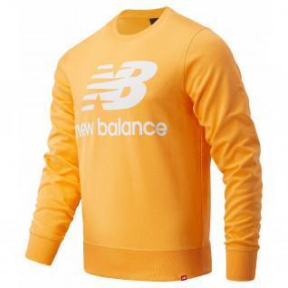 New Balance essentials gestapeld sweatshirt met logo