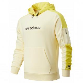 Sweatshirt New Balance atletiek fleece