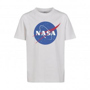 Meneer Tee nasa badge kinder-T-shirt