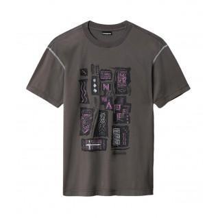 Napapijri Kee Grijs Gargoyle T-shirt