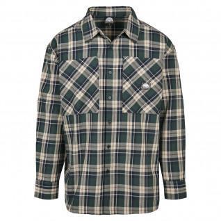 Southpole Check Flannel Sweatshirt