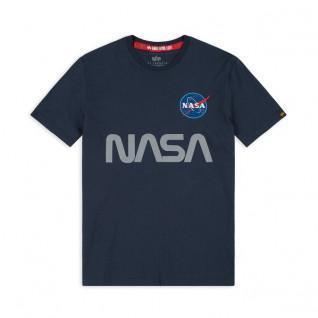 Alpha Industries Nasa Reflecterend T-shirt