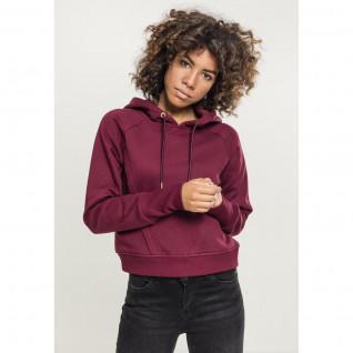 Dameskleding Urban Klassiek duimgat sweatshirt