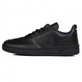 Veja V-10 Bastille CWL All Black Sneakers