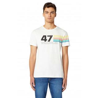 Wrangler Regenboog T-Shirt
