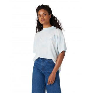 Wrangler dames-T-shirt met ronde hals