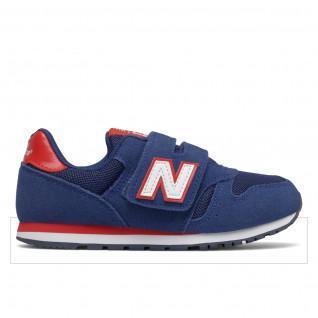 Kinderschoenen New Balance 373 hook & loop